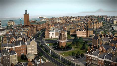 sim city british architecture dlc youtube