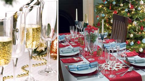 tips protocol   christmas table nice home diy