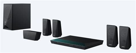 Wireless Surround Sound Home Theater System Sony