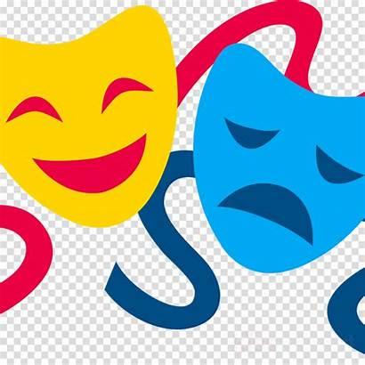 Theatre Drama Cartoon Clipart Play Transparent Icon