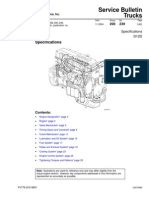 volvo error codes turbocharger diesel engine
