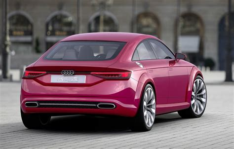 Audi Tt Four-door Body Style Could Happen In Electric Form