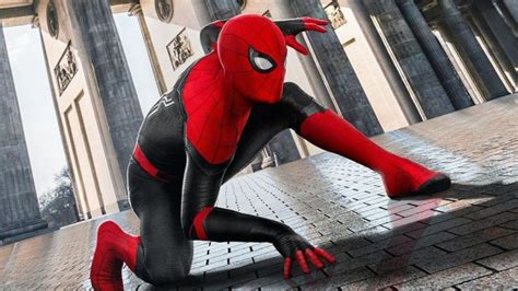 tom holland shares  international posters  spider man