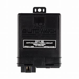 Autowatch Alarm Wiring Diagram