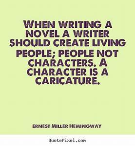 Quotes About Writing Novels. QuotesGram