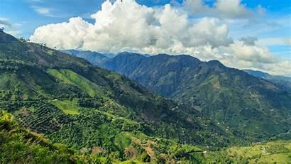Colombia Mountains Islands Andes Gebergte Kolumbien Colombian
