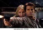 Tom Cruise and Cameron Diaz shooting an action scene for ...