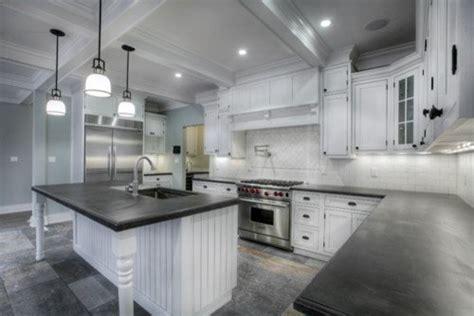 black concrete countertop home design ideas pictures