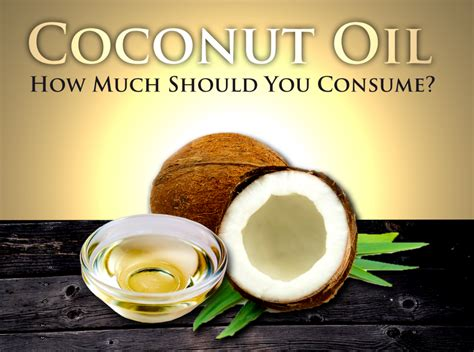 How Much Coconut Oil Should You Consume Daily?
