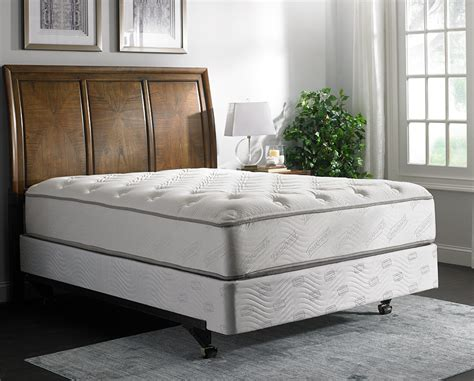 Bed Frame With Mattress by Mattress Box Noble House Home Gift Collection