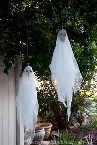 Easy, 3, Spooky, Skull, Ghosts, Diy