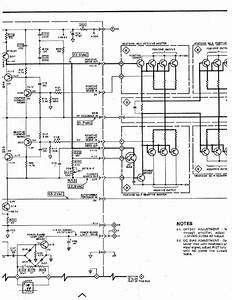 Mcintosh Mc2500 1 Sch Service Manual Download  Schematics  Eeprom  Repair Info For Electronics
