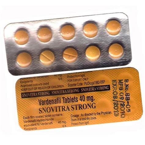 generic levitra vardenafil 40 mg snovitra strong levitra
