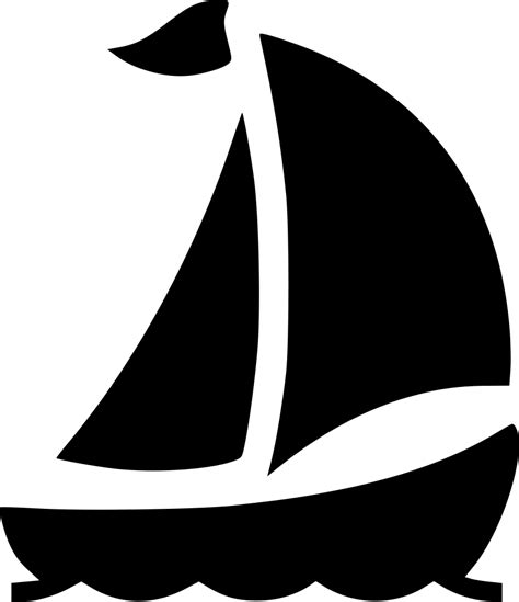 Boat Game Icon by Ship Boat Yacht Sail Travel Svg Png Icon Free Download