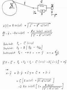 Differentialgleichung Online Berechnen : feder masse system onlinemathe das mathe forum ~ Themetempest.com Abrechnung