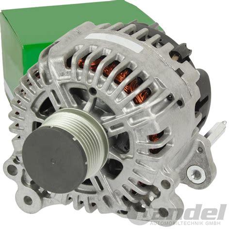 golf 4 lichtmaschine lichtmaschine generator audi a3 a4 b5 tt vw golf 4 t5