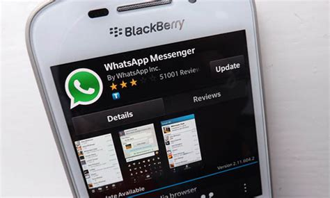 whatsapp stopt support blackberry en andere oude meuk apparata