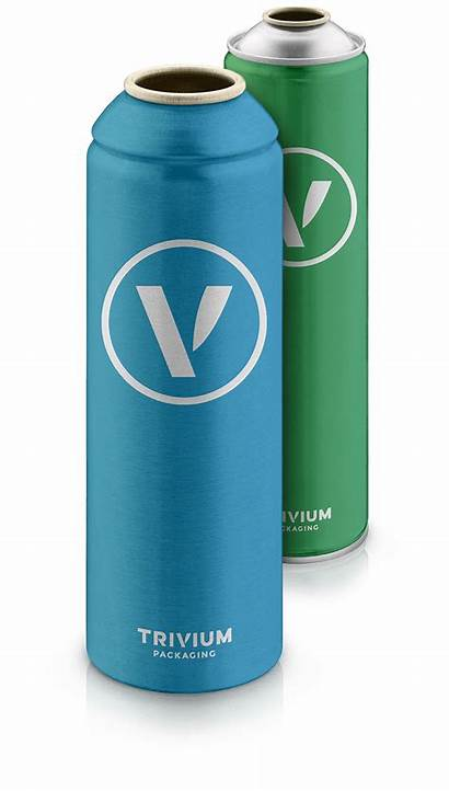 Aerosol Cans Trivium Packaging Customized Solutions Beauty