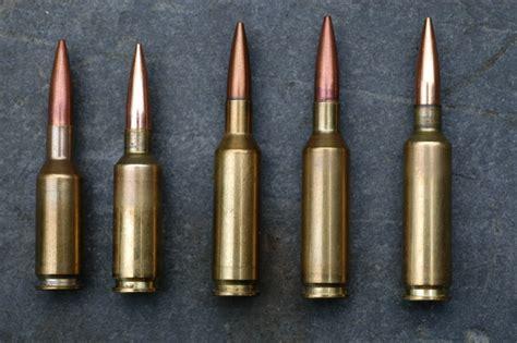 A few of the 6mm cartridges – 6BR, Dasher, Swiss Match, 6 ...