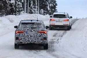 2019 Audi Q3 Spied With New Taillights, Looks Tiguan-Like