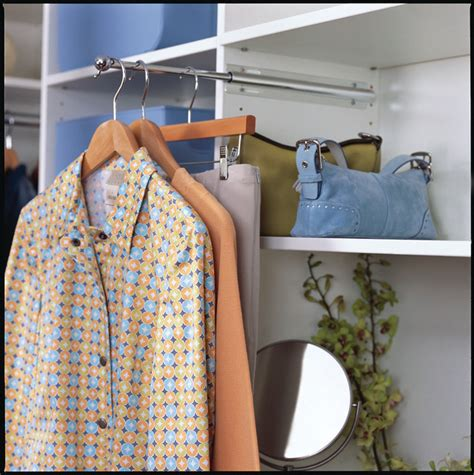 Closet Valet Rod by Closet Valet Rod Traditional Closet Organizers Other