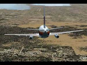 United 585 and US Airways 427 - YouTube