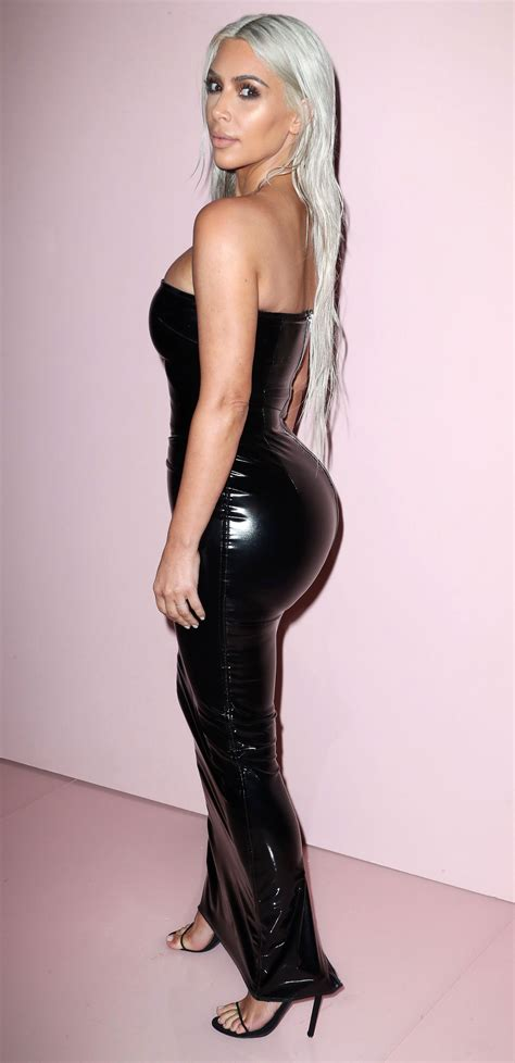 Kim Kardashian Makes First Red Carpet Appearance Following