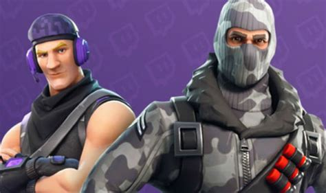 twitch prime fortnite skins     games