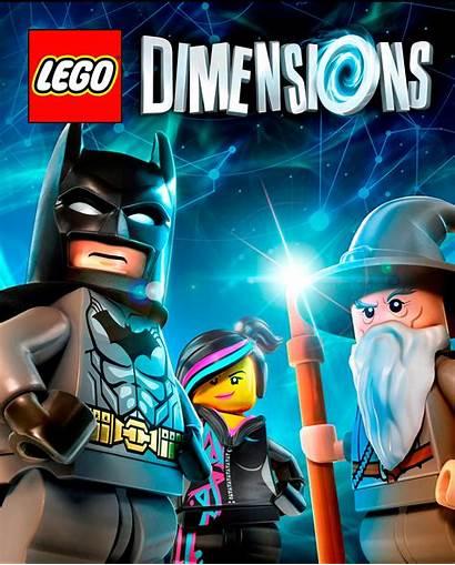 Lego Dimensions Jeuxvideo Wii Jaquette Jeux