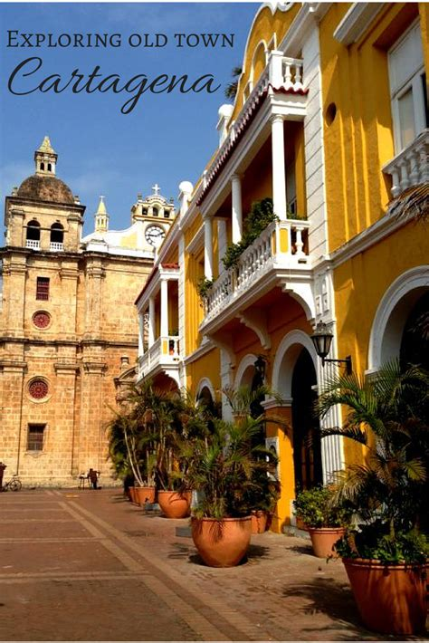why cartagena is colombia s caribbean treasure travel in south america colombia travel