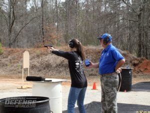 gssf thrilling glock shooters   years personal defense world