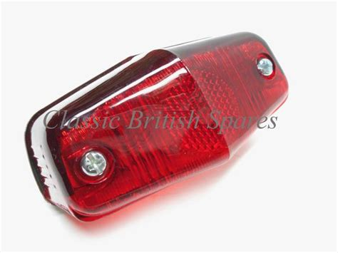 Lucas Type 525 Rear Tail Light Assembly 53269 19-1011