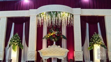 inilah  dekorasi pernikahan murah  bagus  rumah