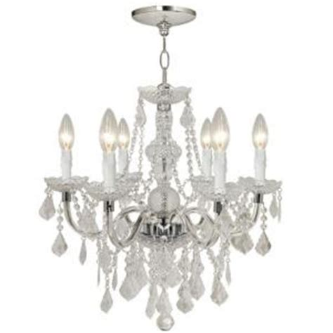 Hton Bay Theresa Chandelier by Carolina Country Living If My House Could Handle Bling