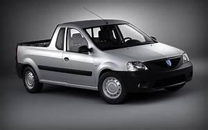 Dacia Pick Up : 3d dacia logan pick up ~ Gottalentnigeria.com Avis de Voitures