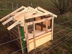 Poulailler Pas Cher 4 Poules : construire poulailler 6 poules poulailler ~ Melissatoandfro.com Idées de Décoration