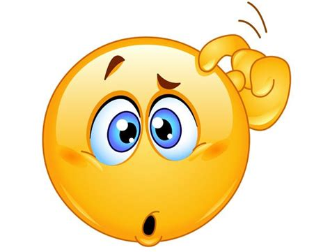 Confused Scratching Head Emoji