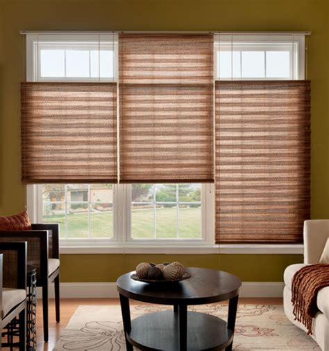 pleated shades window treatment ideas  home