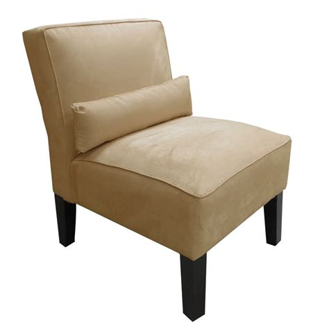 home depot canada cing chairs skyline furniture armless chair in premier microsuede