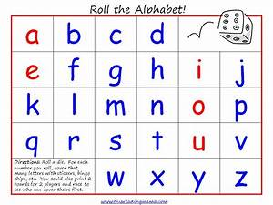 8 best images of lower case alphabet printables With abc lowercase letters
