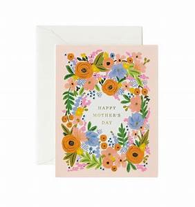 Floral Mother's Day Greeting Card by RIFLE PAPER Co ...