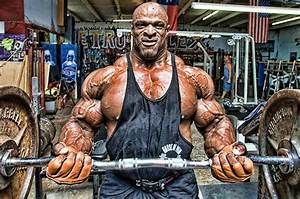 Greatest Bodybuilder Of All Time Ronnie Coleman Reveals Best Way To Burn Belly Fat