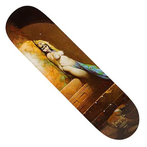 primitive skateboarding shane o neill egyptian queen deck