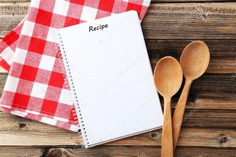 open blank recipe book stock photo 5seconds 126730316