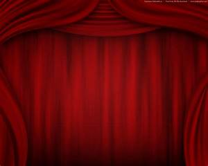 red curtain background theatre stage psdgraphics With theatre curtains wallpaper