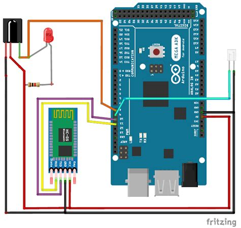 Cell Phone Controlled Using Arduino Bluetooth