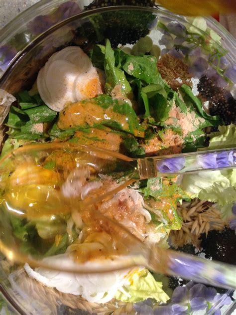 bien dans ma cuisine ma recette de salade magique express paléo ultra