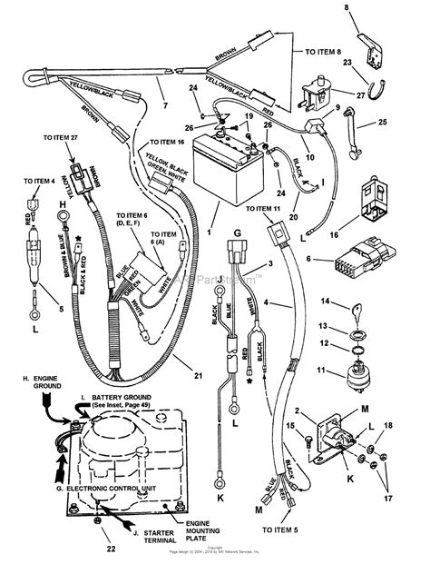 Sear 26 Kohler Engine Electrical Diagram by Snapper 331416bve 33 Quot 14 Hp Rear Engine Rider Series 16