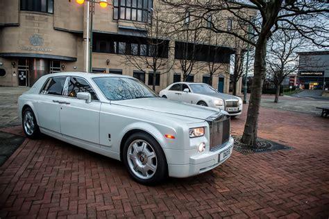 Platinum Rolls Royce Phantom Hire