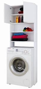 Regal Für Waschmaschine : waschmaschinenschrank wei regal f r waschmaschinen berbau berschrank schrank ebay ~ Sanjose-hotels-ca.com Haus und Dekorationen